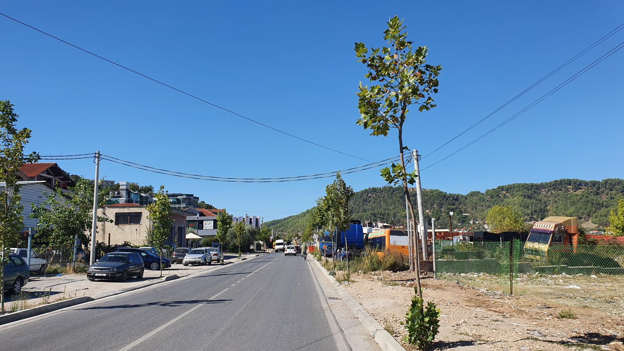 Hinter Tirana