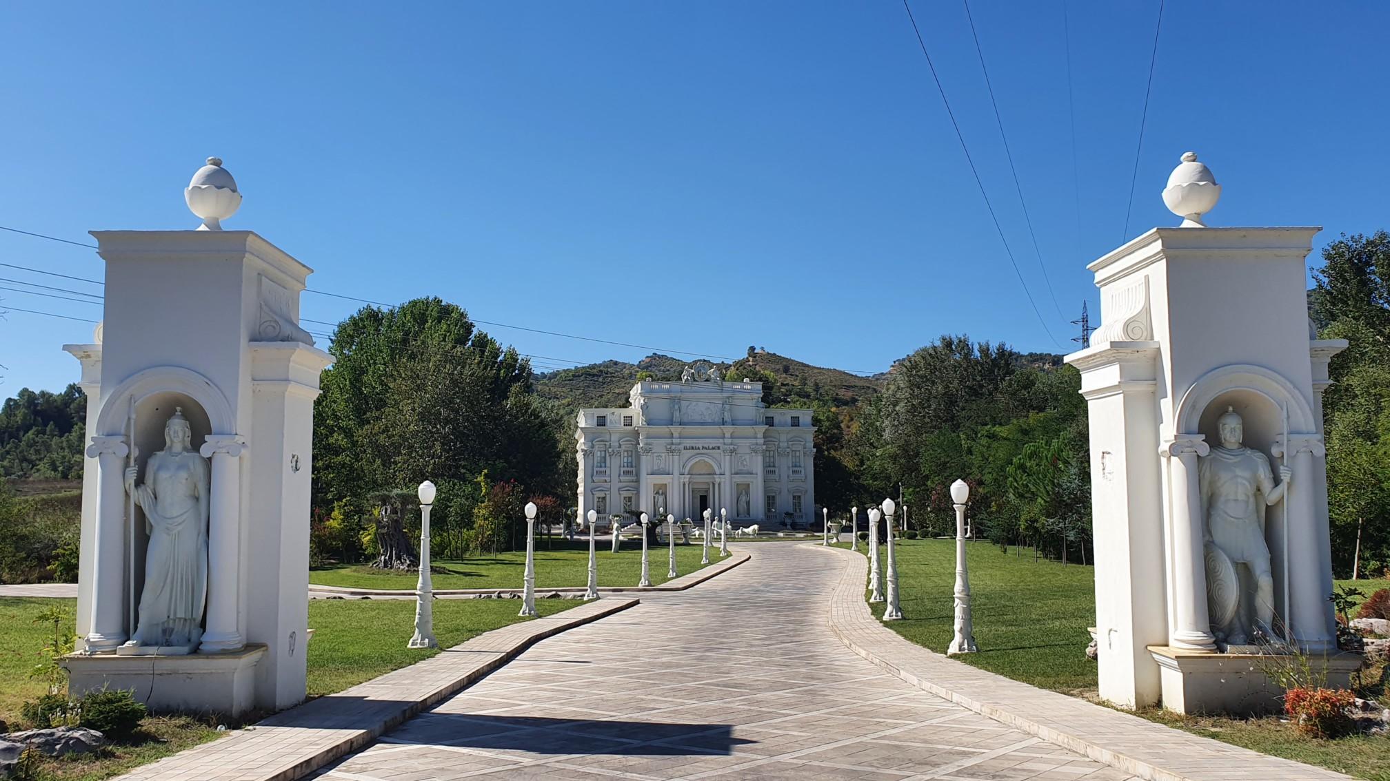 Iliria Palast