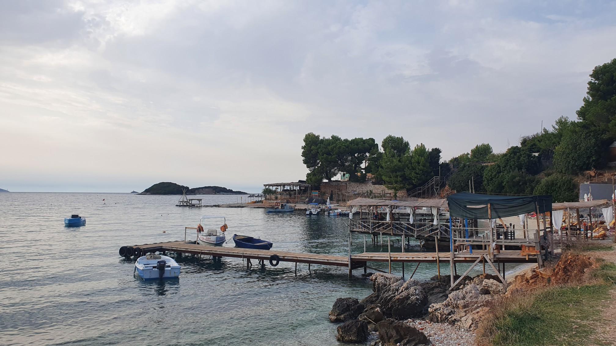 Ksamil - albanisches Bora Bora