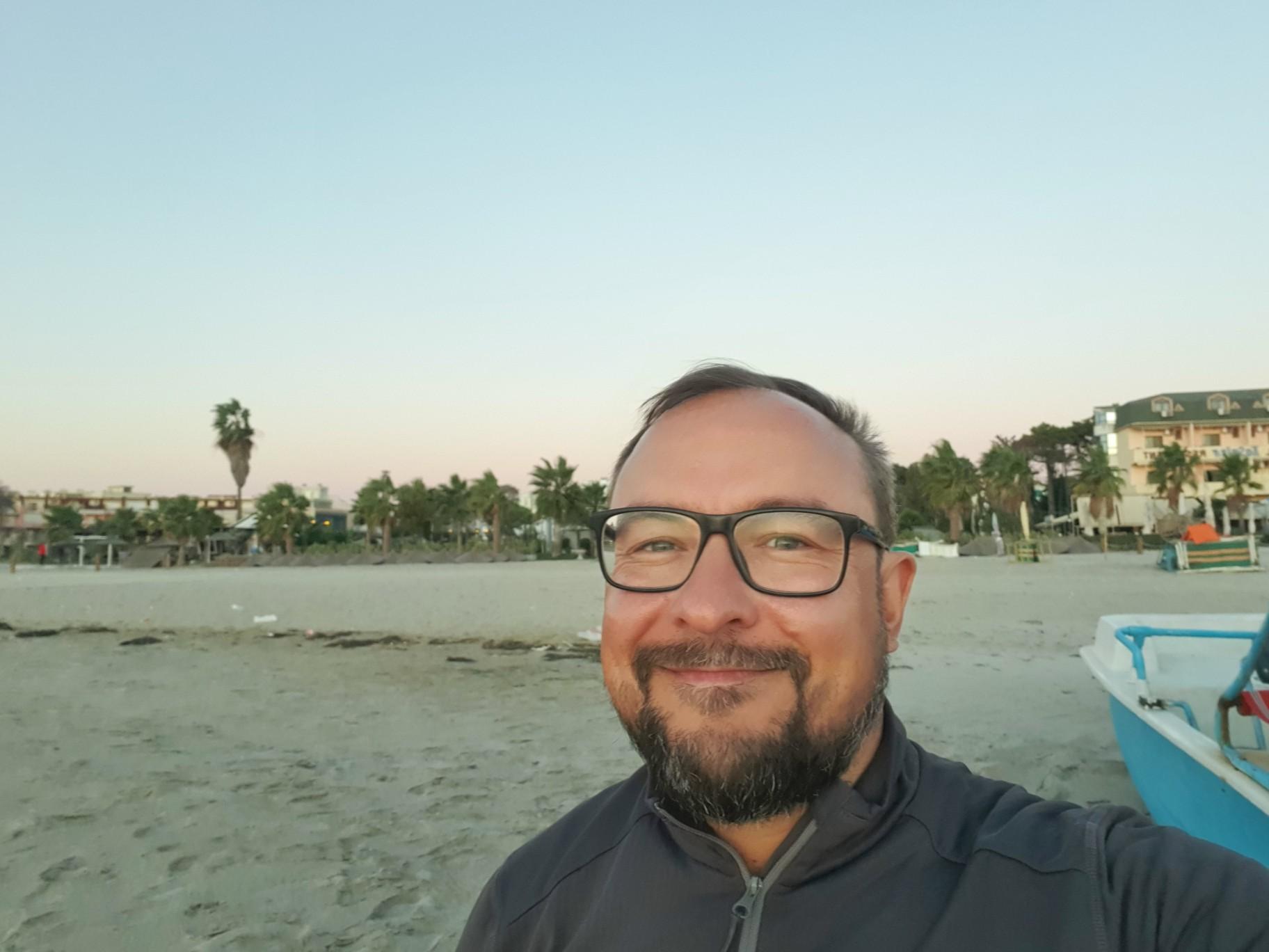 Strand bei Golem
