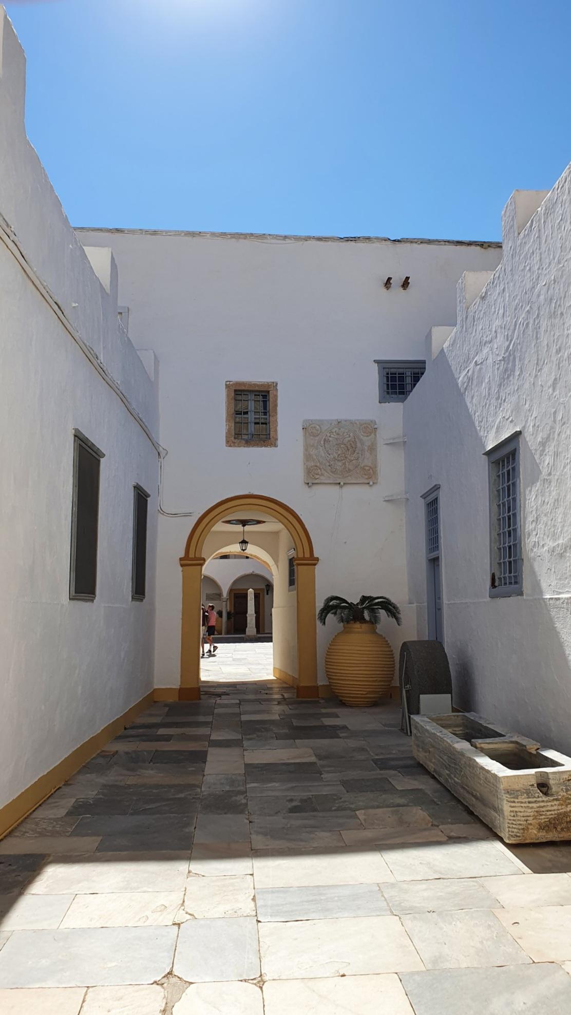 Kloster auf Hydra