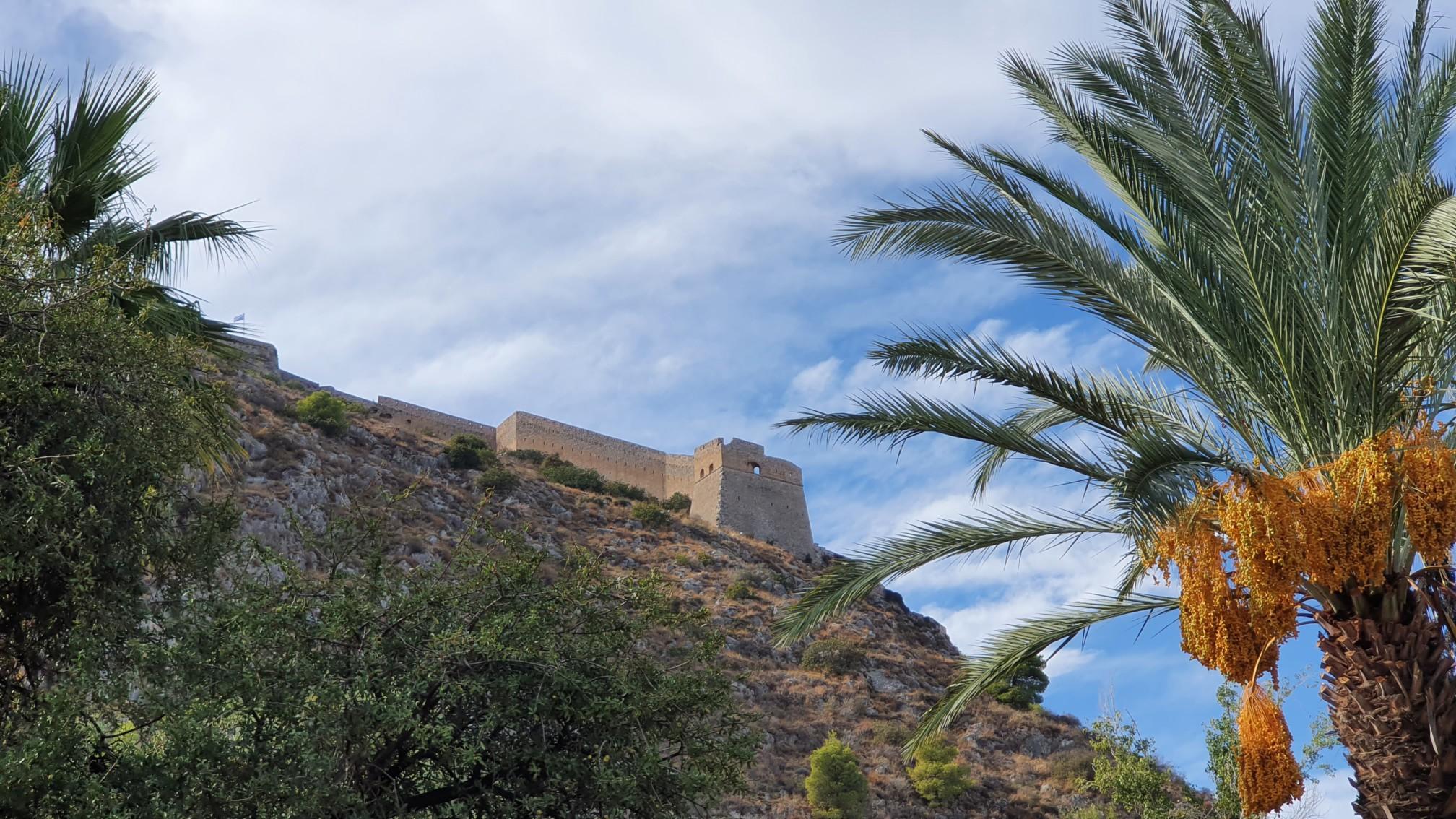 Nafplio - Festung Palamidi