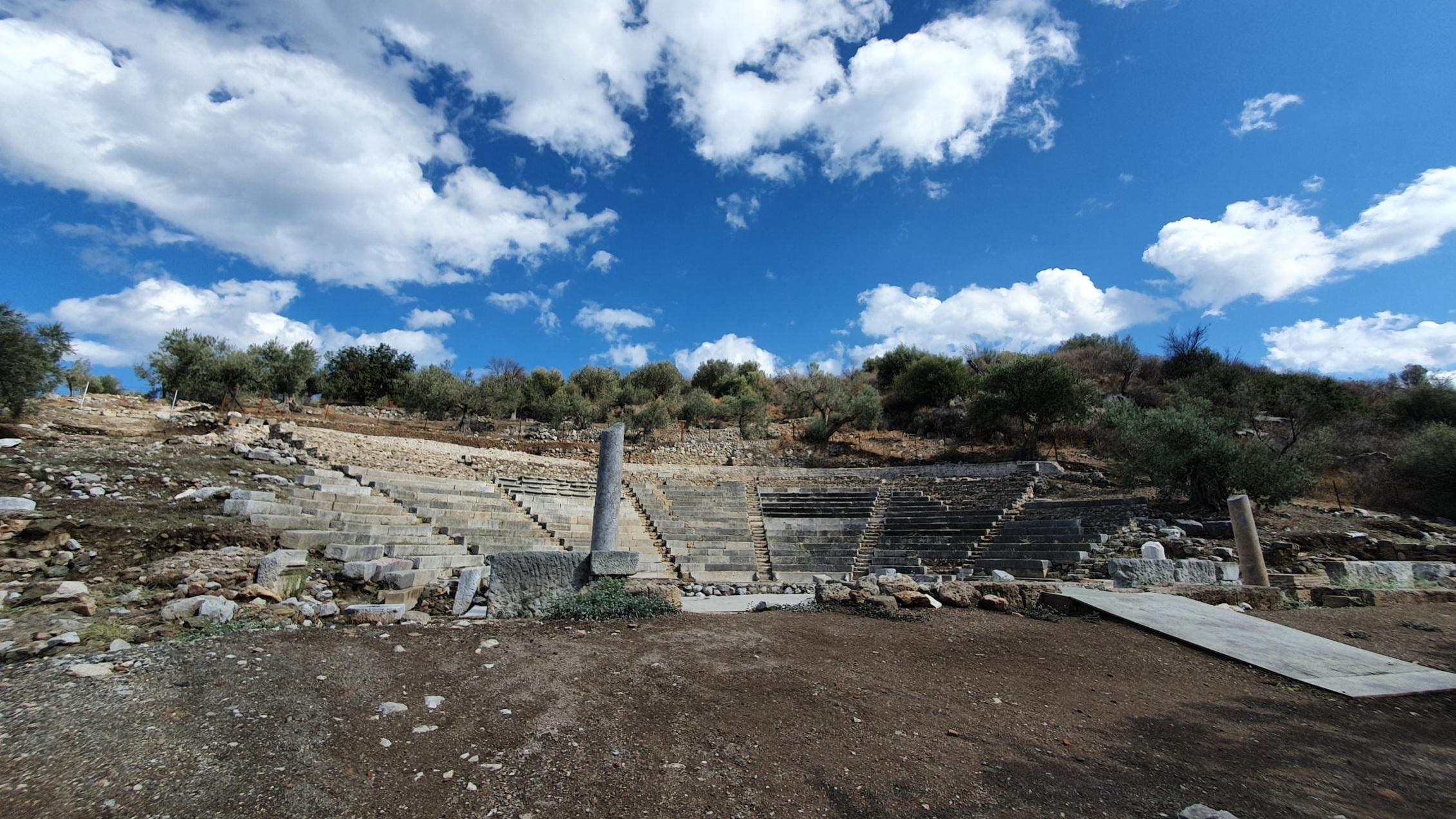 Theater bei Epidavrou