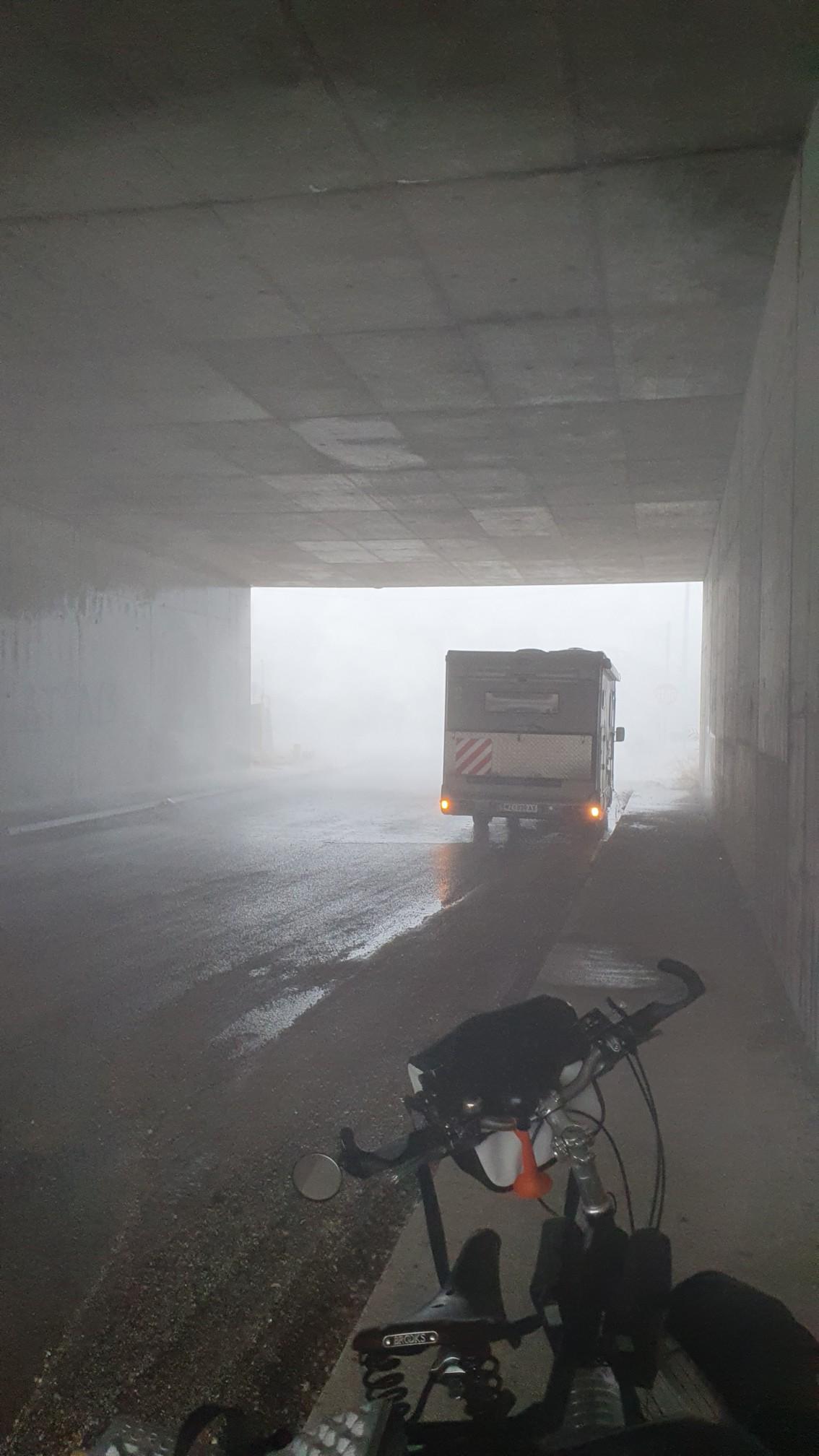 Unwetter bei Rio